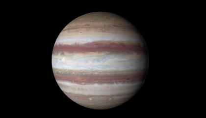Jupiter's Rare Wave blog image