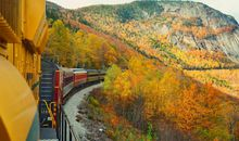 Railroading in New England