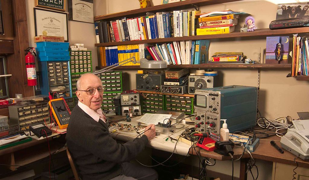 Ralph Baer's electronic toy was an instant hit and remains in production today.