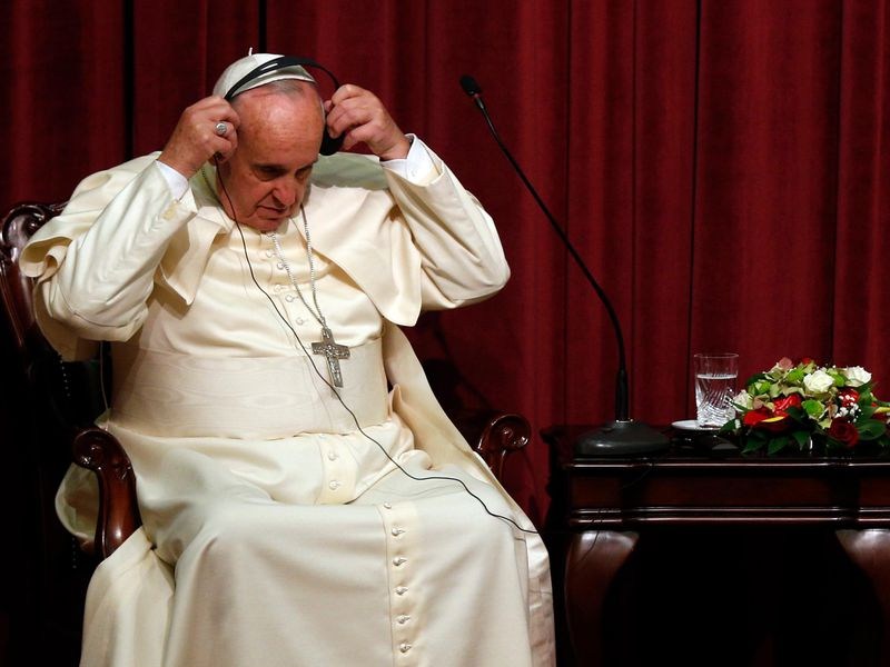 Rock the Pope