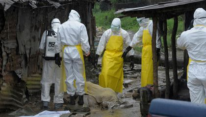 More Than 3,000 People Have Died of Ebola in the Past Two Months