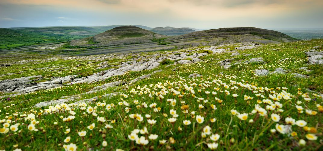 Landscape of the Burren