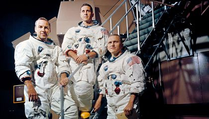 Apollo 8: A Journey Into Deep Waters