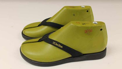 Researchers Use Algae to Make Biodegradable Flip-Flops