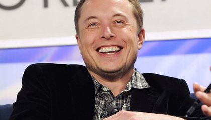 Another big moment for Elon Musk
