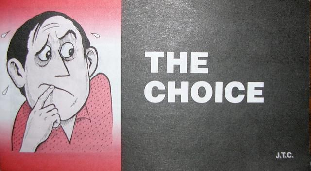 the choice