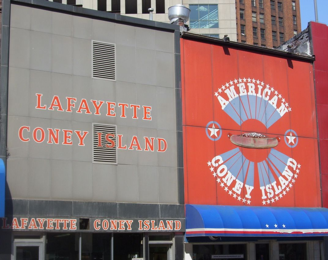Lafayette And American Coney Islands