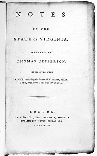 Americas First Great Global Warming Debate  History  Smithsonian In His  Book Notes On The State Of Virginia Thomas Jefferson Launched  Into A Discussion Of The Climate Of Both His Home Atate And America As A  Whole Importance Of English Language Essay also Ap English Essays  Thesis Statement Examples For Persuasive Essays