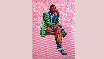 Artist Bisa Butler Stitches Together the African American Experience