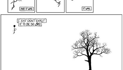 The Best Bits of XKCD's Really, Really Big Comic