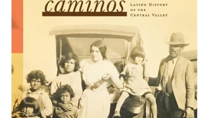 Promotional image of the Caminos exhibit on display at Arte Américas. (Courtesy of Arte Américas)