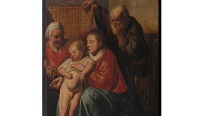 A 400-Year-Old Flemish Masterpiece Spent Decades Hiding in Plain Sight