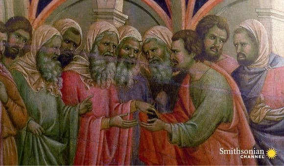 Preview thumbnail for video'Did Judas Actually Betray Jesus to Force a Rebellion?