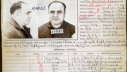 This Letter Tells What Al Capone Was Up To In Alcatraz Smart