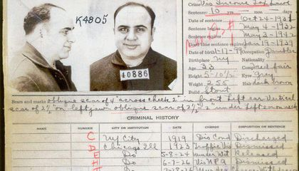 This Letter Tells What Al Capone Was Up to in Alcatraz