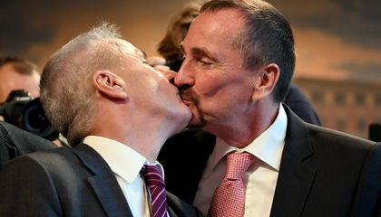 Germany Celebrates Its First Same-Sex Marriages