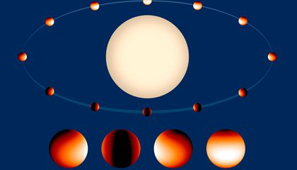 Exoplanet Has Winds That Blow at the Speed of Sound