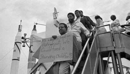 Image result for ralph abernathy apollo 11