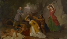 """The Gruesome Story of Hannah Duston, Whose Slaying of Indians Made Her an American Folk """"Hero"""""""