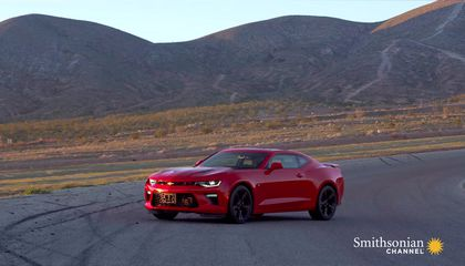 This Car Factory Assembles Camaros Every 35 Minutes