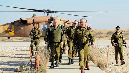 Israel and Gaza Are Now at War Both Online and in Reality