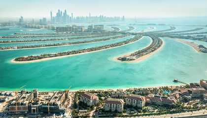 Can Artificial Islands Solve Overcrowding?