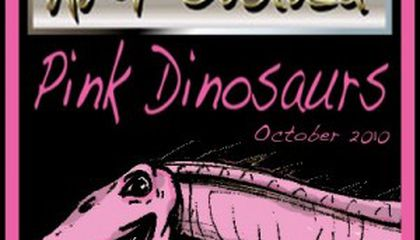 Blog Carnival #24: Pink Dinos, Fossil Auctions, Transylvanian Finds and More...