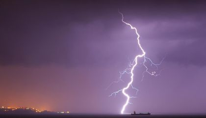 Cargo Ships May Double Lightning Strikes in Their Path