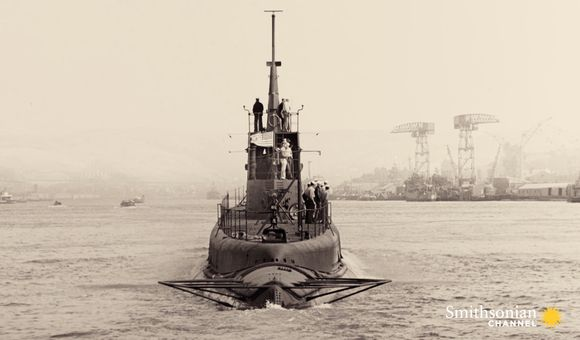 Preview thumbnail for video'The Biggest Mass-Production Submarine of WWII