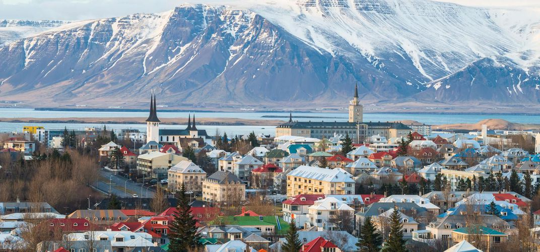Reykjavík, Iceland's capital and largest city