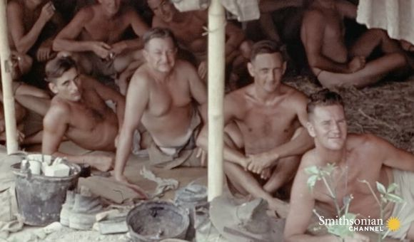 Preview thumbnail for video'These POWs Were Forced to Build the Bridge Over River Kwai