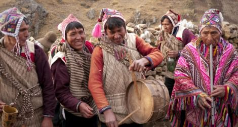 Learn about the Andean Chawaytiri community at Jose Barreiro's lecture.