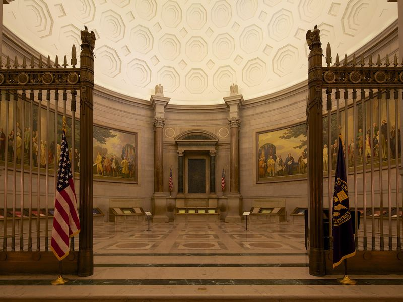 Rotunda of Freedom