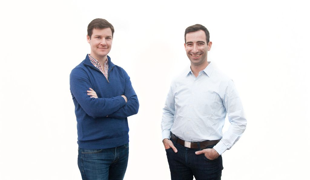Founders Pete Shalek and Steve Marks had both worked in different facets of the healthcare industry and met while at Stanford's Graduate School of Business.