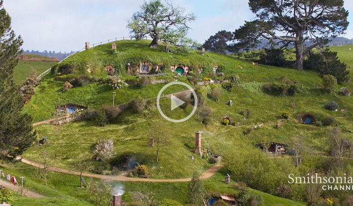 No Wonder Lord of the Rings' Middle-Earth Was Filmed Here