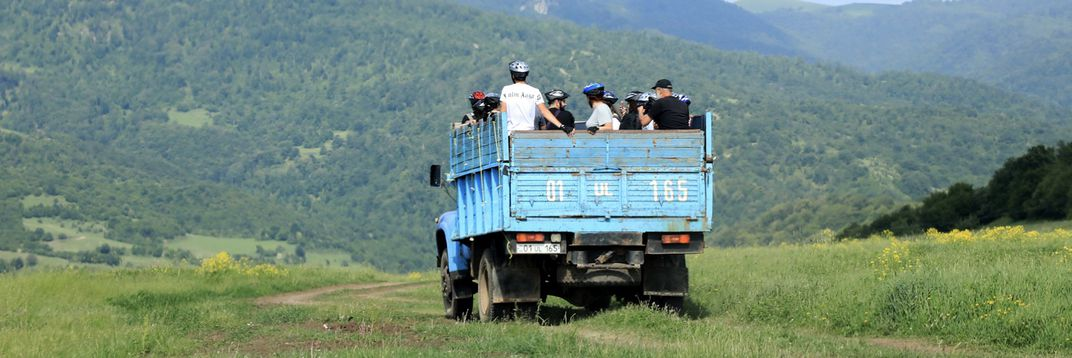 Discover 'ziling' offroad experience at TUC image