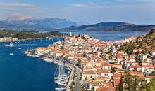 Athens and Poros photo