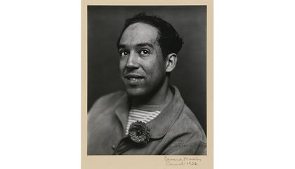 Langston Hughes by Edward Henry Weston
