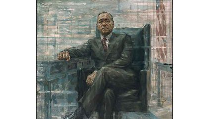 Francis J. Underwood's Presidential Portrait Goes On View at the Smithsonian