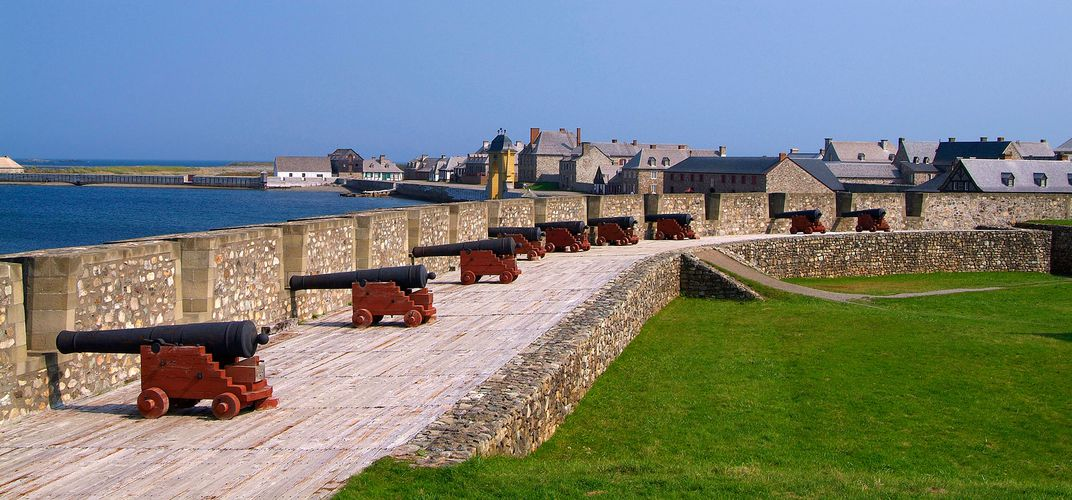 Fortress of Louisbourg, Cape Breton Island