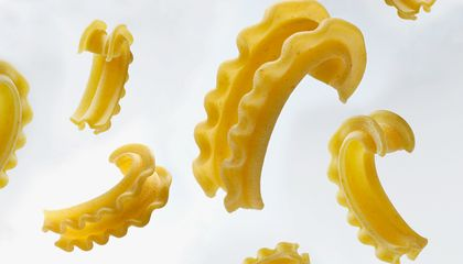 Get Lost in the Sauce With a Brand New Pasta Shape, Cascatelli
