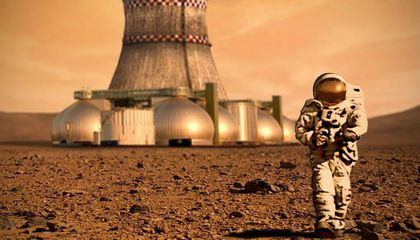 Why NASA Needs To Establish Martian Law