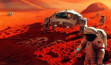 Explorers Will Face Dangerous Amounts of Radiation On Their Trip to Mars