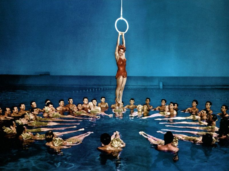 Synchronized Swimming Has a History That Dates Back to ...