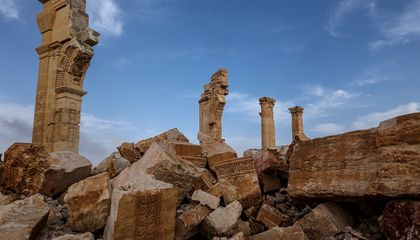 Unesco: Don't Worry, Palmyra Is Still Authentic