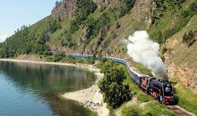The Trans-Siberian Express photo