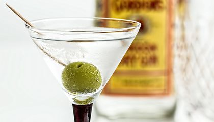 Nobody Is Sure Why they Call It a 'Martini'