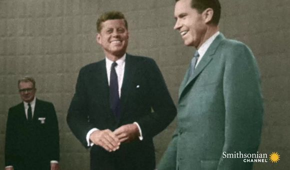 Preview thumbnail for video'How JFK's Clever TV Strategies Helped Him Win the Election