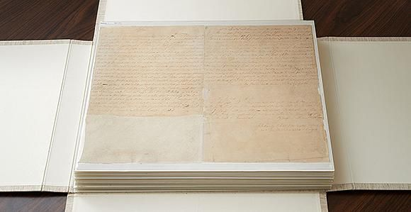 Printer's Manuscript of the Book of Mormon Sells for $35