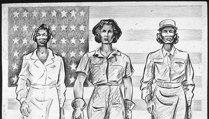 This African-American Artist's Cartoons Helped Win World War II